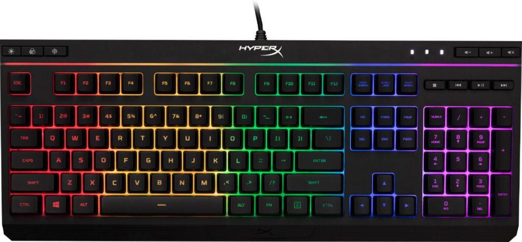 HyperX Alloy Core RGB Gaming Keyboard, US