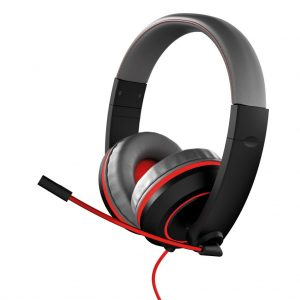 XH-100 Wired Stereo Headset (Black)