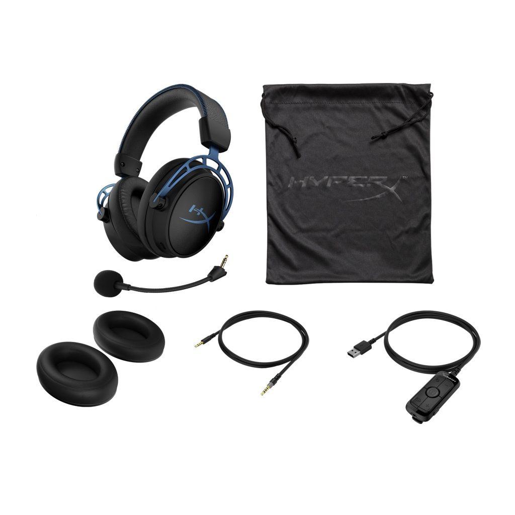 HyperX Cloud Alpha S – Gaming Headset (...