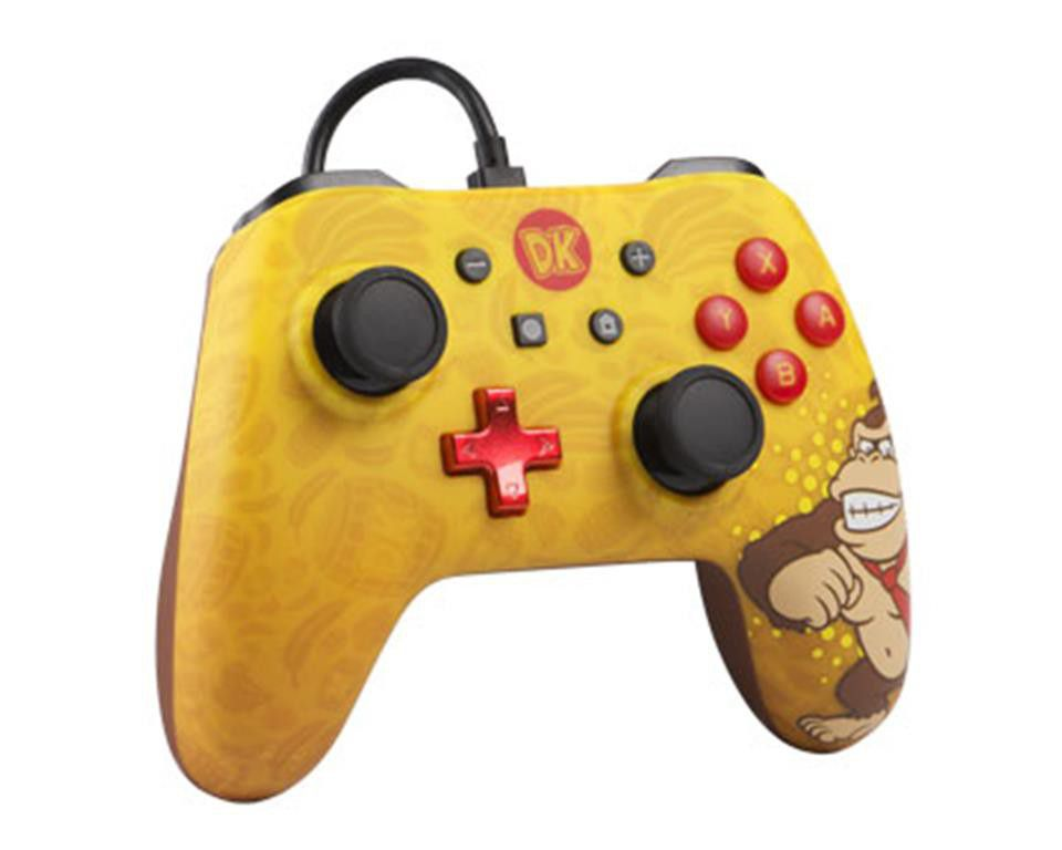 NSW Wired Controller – Donkey Kong
