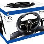 Piranha PS4/PS3 Speed Racing Wheel