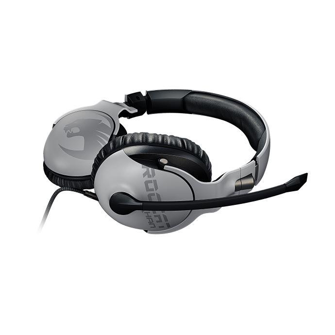 Khan Pro Gaming Headset White (PC)