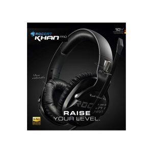Khan Pro Gaming Headset Black (PC)