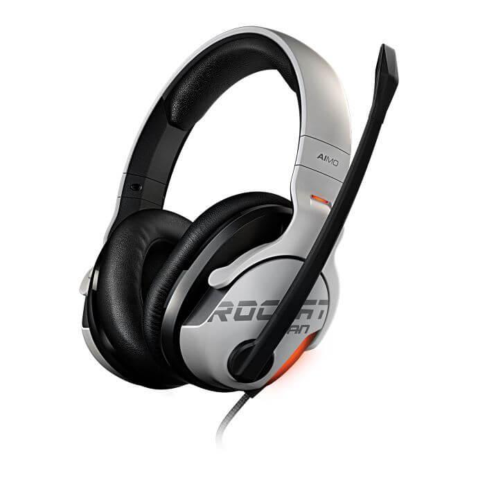 Khan AIMO 7.1 RGB Gaming Headset White (PC)