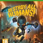Destroy all Humans XB1