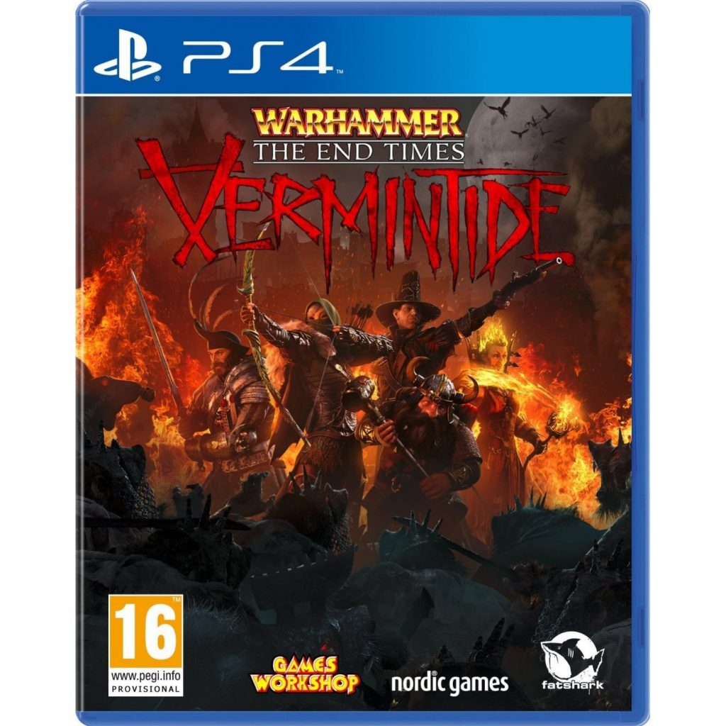 Warhammer: End Times – Vermintide PS4