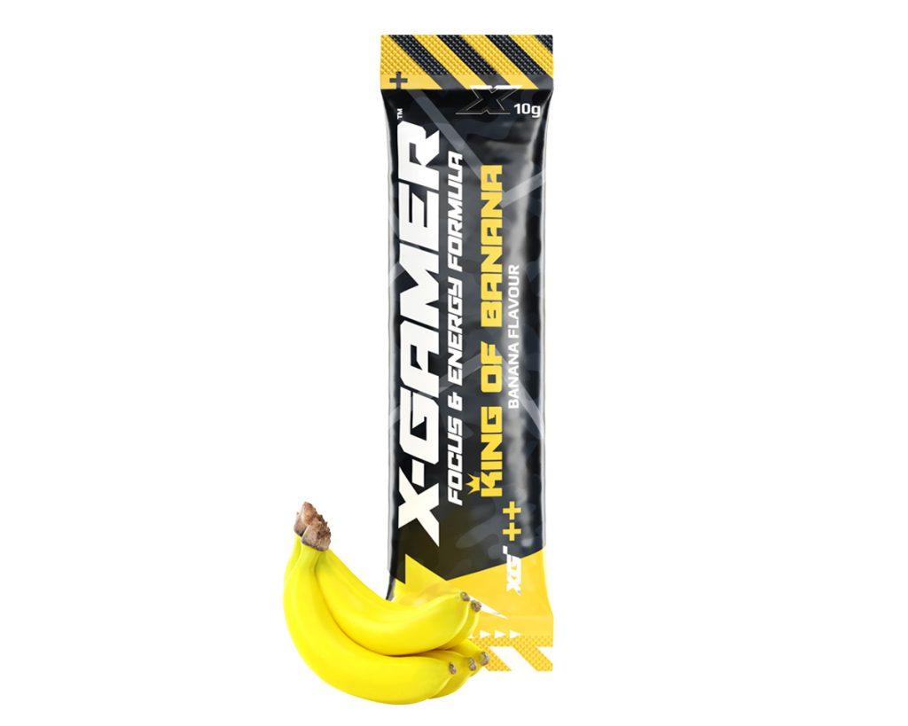 X-Gamer 10g X-Shotz King of Banana