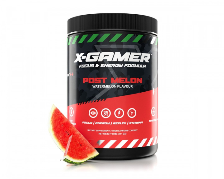 X-Gamer 600g X-Tubz Post Melon