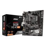 MSI AMD B450M 2XDDR4 1XM.2