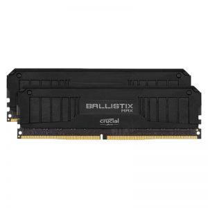 Ballistix Max 16GBkit (2x8GB) DDR4 5100MHz Desktop Gaming Memory