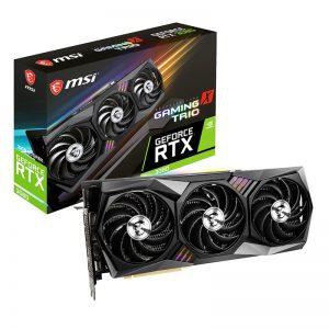 MSI GF RTX 3080 10GB GDDR6X 320-BIT