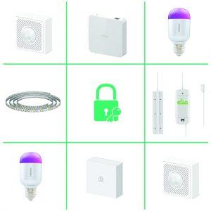 Lifesmart Smart Home Starter Kit Lighting