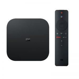 MI BOX S Ultra HD 4K Streaming Media Player &...