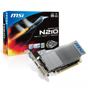 MSI GF N210 1GB GDDR3 64-BIT SFF LP