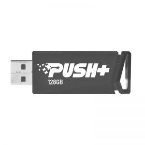PATRIOT FLASHDRIVE PUSH+ USB3.1 128GB GR
