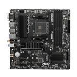 MSI B550M PRO-VDH WIFI AMD AM4 MATX Gaming Mo...