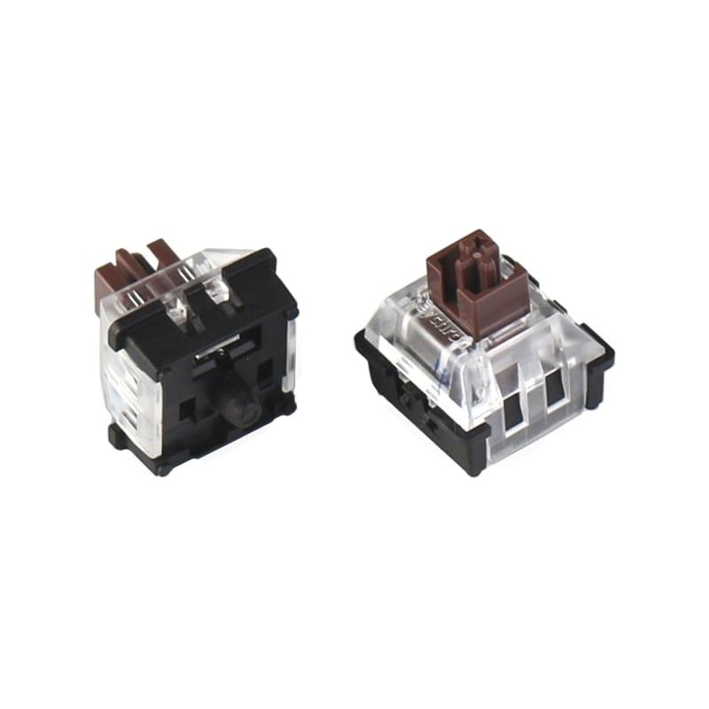 Brown Keychron Optical Switch Set 90Pcs/Set
