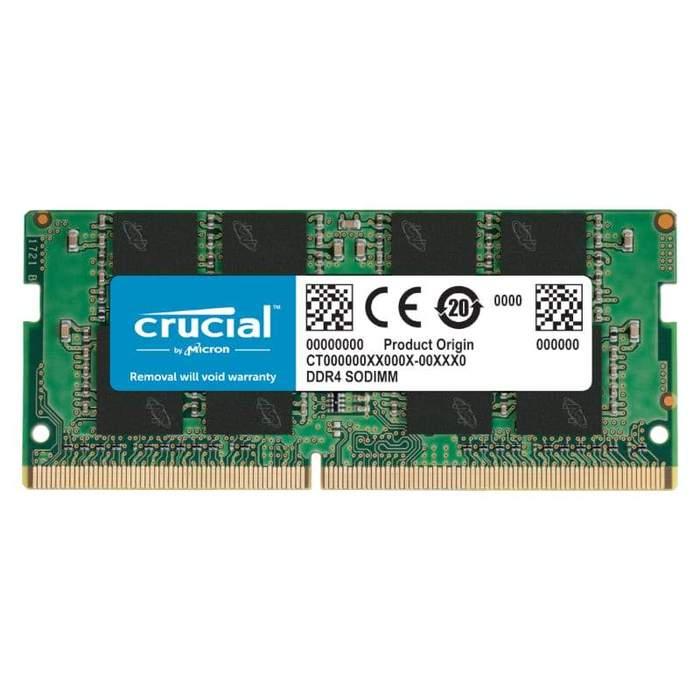 Crucial 16GB DDR4 3200MHz SO-DIMM