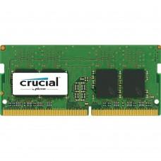 Crucial 8GB DDR4 2400MHz SO-DIMM Single Rank