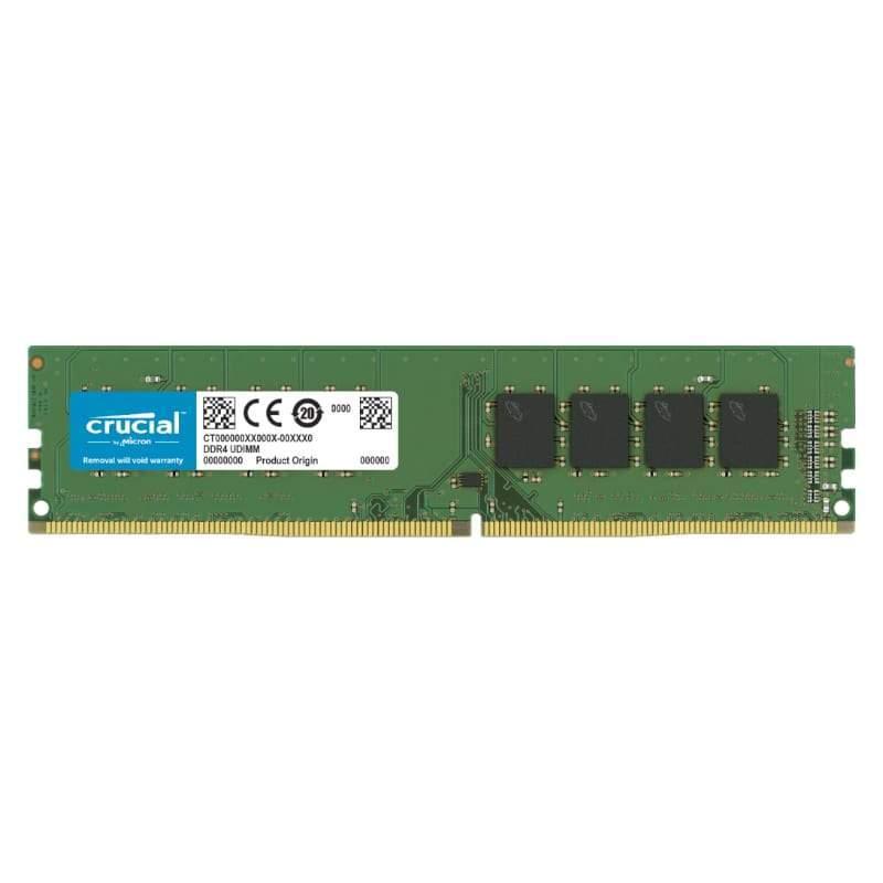 Crucial 8GB DDR4 3200MHz Desktop Memory