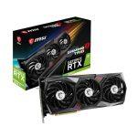 MSI Nvidia GeForce RTX 3060 TI Gaming X Trio ...