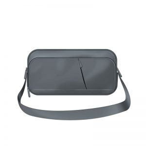 SparkFox 3 Pocket Travel Bag with Game/SD Slo...