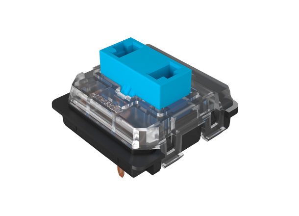 Blue Gateron Low Profile Switch with Holder S...