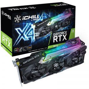 GeForce RTX 3070 iChill X4, 8192 MB GDDR6