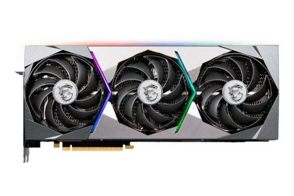 GeForce RTX™ 3090 SUPRIM 24G