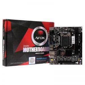 AFOX Inside Motherboard MB Intel LGA1151