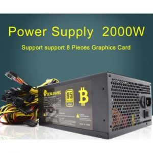 Senlifang Bitcoin Mining 2000W Switching Power Supply 95% High Efficiency  SDGR-2000ETHp