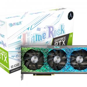 Palit GeForce RTX 3070 Ti GameRock 8GB