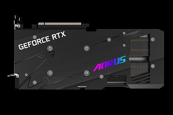 GIGABYTE nVidia RTX 3070 AORUS MASTER – 8GB GDDR6  3xDP/ 3x HDMI. V2.0